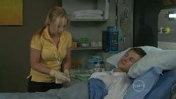 Nicola West, Pete Ferguson in Neighbours Episode 5527