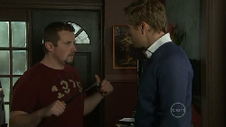 Toadie Rebecchi, Dan Fitzgerald in Neighbours Episode 5529