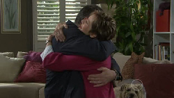 Karl Kennedy, Susan Kennedy, Audrey in Neighbours Episode 5529