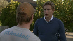 Ringo Brown, Dan Fitzgerald in Neighbours Episode 5529