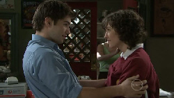 Declan Napier, Bridget Parker in Neighbours Episode 5530