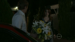 Dan Fitzgerald, Libby Kennedy in Neighbours Episode 5530