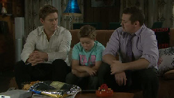 Dan Fitzgerald, Callum Jones, Toadie Rebecchi in Neighbours Episode 5530