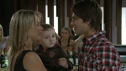 Steph Scully, Charlie Hoyland, Ty Harper in Neighbours Episode 5533