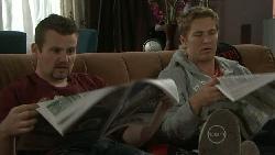 Toadie Rebecchi, Dan Fitzgerald in Neighbours Episode 5534