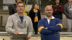 Dan Fitzgerald, Steve Parker in Neighbours Episode 5535
