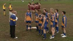 Dan Fitzgerald, Steve Parker, Lucas Fitzgerald, Ringo Brown, Declan Napier in Neighbours Episode 5535