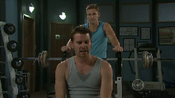Lucas Fitzgerald, Dan Fitzgerald in Neighbours Episode 5537