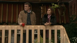 Paul Robinson, Rebecca Napier in Neighbours Episode 5537