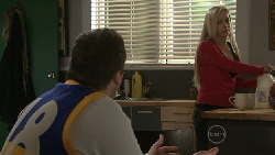 Toadie Rebecchi, Nicola West in Neighbours Episode 5540