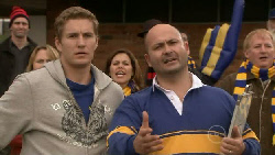 Dan Fitzgerald, Steve Parker in Neighbours Episode 5540