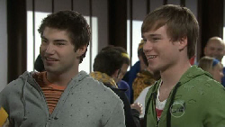 Declan Napier, Ringo Brown in Neighbours Episode 5540