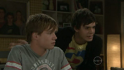Ringo Brown, Zeke Kinski in Neighbours Episode 5541