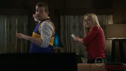 Toadie Rebecchi, Nicola West in Neighbours Episode 5541