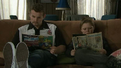 Toadie Rebecchi, Callum Jones in Neighbours Episode 5541