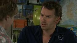Ringo Brown, Lucas Fitzgerald in Neighbours Episode 5544