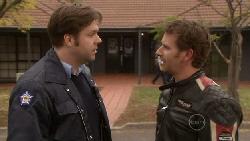 Matt Freedman, Lucas Fitzgerald in Neighbours Episode 5544