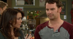 Libby Kennedy, Lucas Fitzgerald in Neighbours Episode 5821