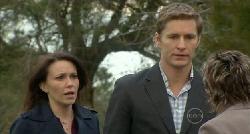 Libby Kennedy, Dan Fitzgerald, Susan Kennedy in Neighbours Episode 5821