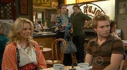 Donna Freedman, Kate Ramsay, Declan Napier, Ringo Brown in Neighbours Episode 5822
