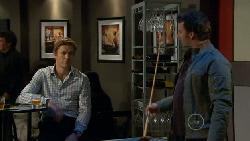 Dan Fitzgerald, Lucas Fitzgerald in Neighbours Episode 5823