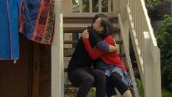 Zeke Kinski, Sunny Lee in Neighbours Episode 5823