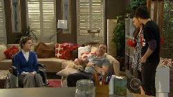 Susan Kennedy, Karl Kennedy, Sunny Lee, Zeke Kinski in Neighbours Episode 5823