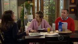 Libby Kennedy, Susan Kennedy, Karl Kennedy in Neighbours Episode 5827