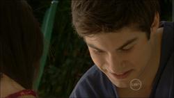 Kate Ramsay, Declan Napier in Neighbours Episode 5827