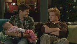 India Napier, Declan Napier, Ringo Brown in Neighbours Episode 5833