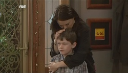 Libby Kennedy, Ben Kirk in Neighbours Episode 5834