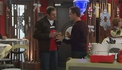 Karl Kennedy, Paul Robinson in Neighbours Episode 5835