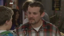 Callum Jones, Toadie Rebecchi in Neighbours Episode 5835