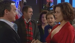 Paul Robinson, Karl Kennedy, Lyn Scully, Susan Kennedy, Rebecca Napier in Neighbours Episode 5835