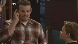 Toadie Rebecchi, Callum Jones in Neighbours Episode 5835