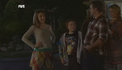 Sonya Mitchell, Callum Jones, Toadie Rebecchi, Donna Freedman in Neighbours Episode 5835