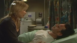 Steph Scully, Lucas Fitzgerald in Neighbours Episode 5837