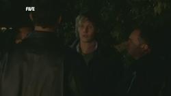 Vince Beltzer, Andrew Robinson in Neighbours Episode 5837