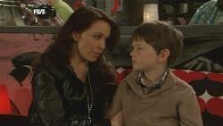 Libby Kennedy, Ben Kirk in Neighbours Episode 5839