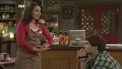 Kate Ramsay, Declan Napier in Neighbours Episode 5839