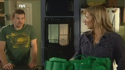 Toadie Rebecchi, Steph Scully in Neighbours Episode 5841