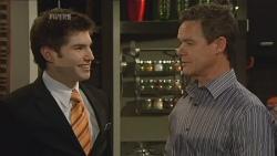Declan Napier, Paul Robinson in Neighbours Episode 5842