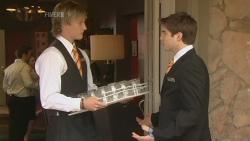 Andrew Robinson, Declan Napier in Neighbours Episode 5842