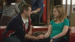 Toadie Rebecchi, Sonya Mitchell in Neighbours Episode 5845