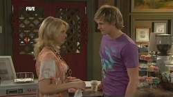 Donna Freedman, Andrew Robinson in Neighbours Episode 5846