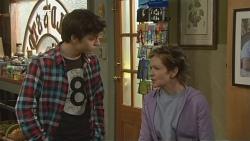 Zeke Kinski, Susan Kennedy in Neighbours Episode 5846
