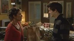 Susan Kennedy, Zeke Kinski in Neighbours Episode 5846