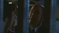 Zeke Kinski, Security Guard in Neighbours Episode 5846