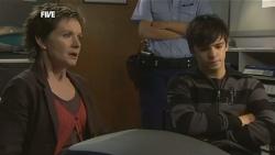 Susan Kennedy, Zeke Kinski in Neighbours Episode 5847