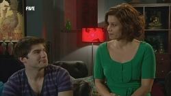 Declan Napier, Rebecca Napier in Neighbours Episode 5850